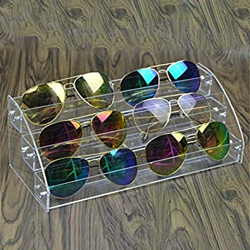 c867e3f78780 Multi-Layers Transparent Lipstick Nail Polish Holder Display Stand Clear  Acrylic Portable Makeup Storage Organizer