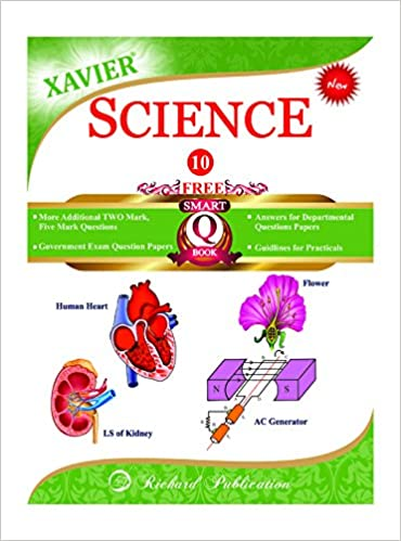 Buy XAVIER Guide Science English Medium for 10th Standard Book