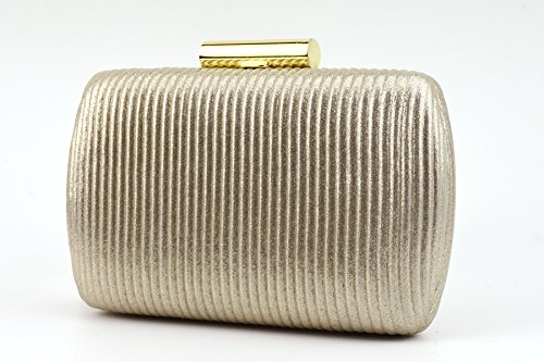 Handbag Clutch Women For Evening Ruiatoo Muti Champagne color Weddingg Bag Purse Clutch Party WYp500qT
