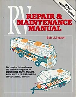 rv repair and maintenance manual rv repair maintenance manual rh amazon com Fleetwood Bounder 35K Problems 1990 Fleetwood Bounder