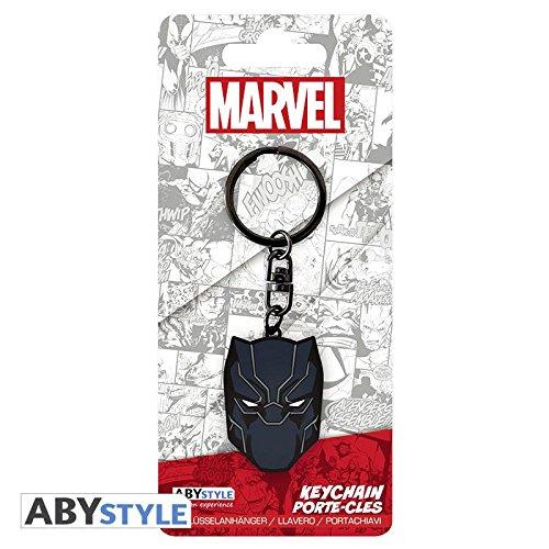 Llavero Marvel Black Panther - Mask/Máscara: Amazon.es: Hogar