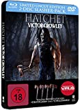 Hatchet - Victor Crowley (Uncut) [Blu-ray + DVD] [Limited Special Steelbook Edition] (vorab exklusiv bei Amazon)