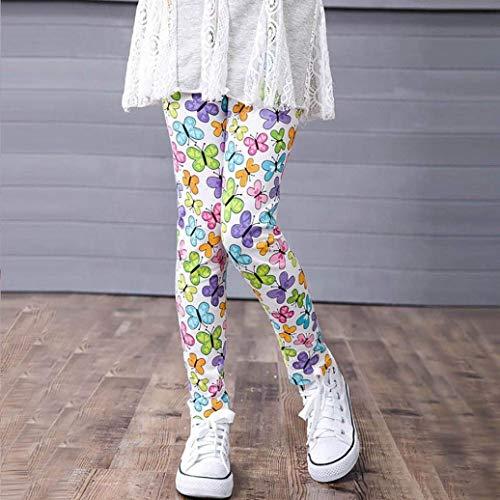 Pantaloni Skinny Damigella Estivi Matita Multicolore 11 Leggins 5rwU45