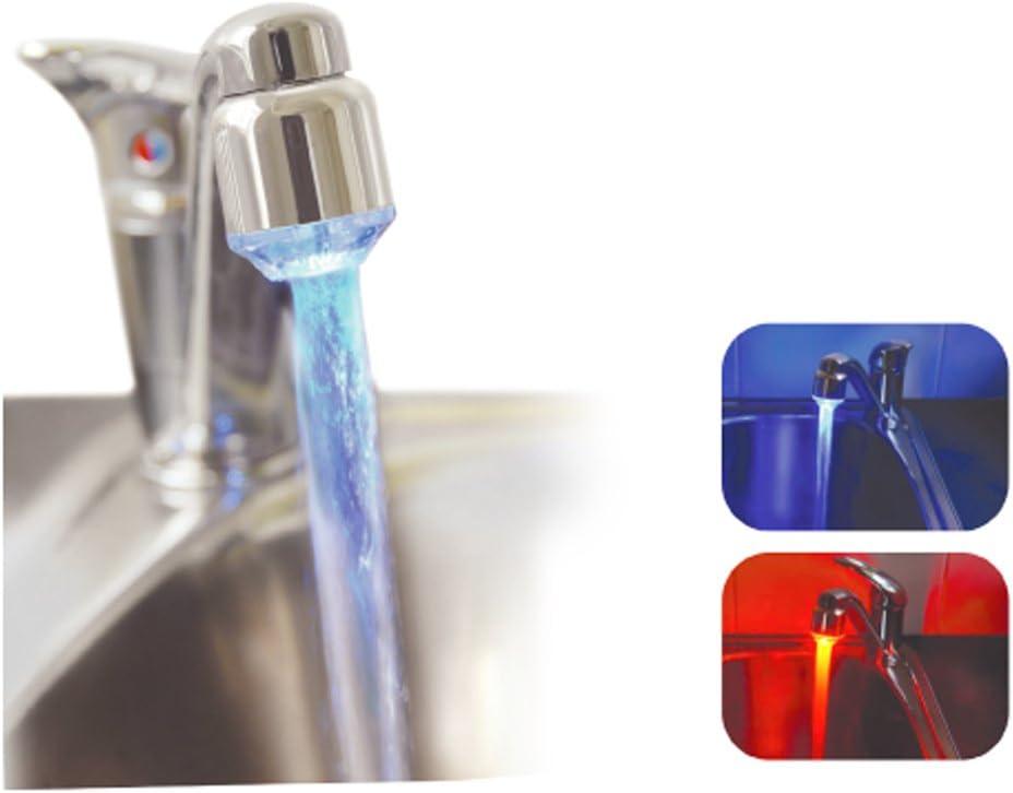Faucet Light Add Bright Blue