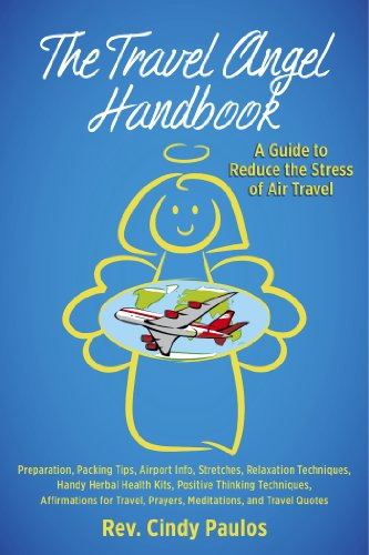 The Travel Angel Handbook: helpful information to lessen the worries of Air Travel:... - 510fGEaQ5GL
