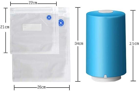 Amazon.com: KEQI Mini bomba de vacío portátil de compresión ...