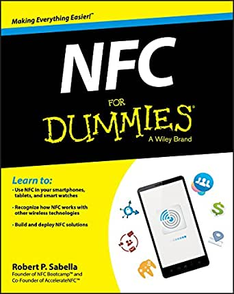 NFC For Dummies (English Edition) eBook: Sabella, Robert R ...