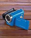 Blue Kids' Video Recorder with Camera