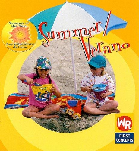 Download Summer/verano (Seasons of the Year/las Estaciones Del Ano) (English and Spanish Edition) ebook