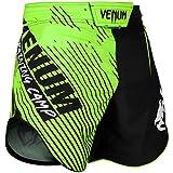 Venum Training Camp 2.0 Fightshorts - Black/Neo Yellow - L
