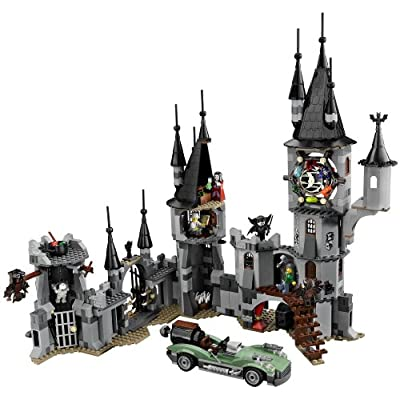 LEGO Monster Fighters Vampyre Castle 9468 (Discontinued by manufacturer): Lego Monster Fighters: Toys & Games