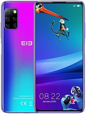ELEPHONE E10 Pro Android 10 Smartphone Octa Core 4GB+128GB 6.5