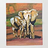 Society6 Love of a child Throw Blankets 88'' x 104'' Blanket