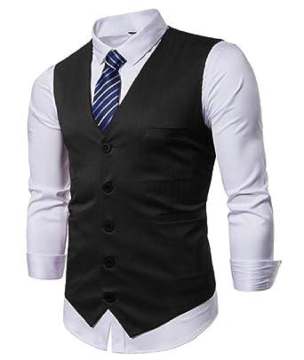DressUMen Banquete corbata casual individualpechos asunto sin ...