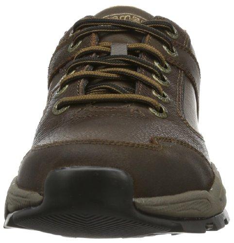 camel active Evolution 11 138.11.06 - Zapatos de cuero para hombre Marrón