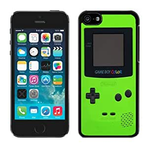 Personalized Green Gameboy Iphone 5c Case Balck Cover