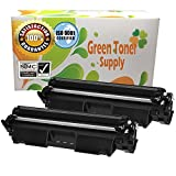 GTS Compatible CF230X toner cartridge HP30X Black Toner High Yield 3500 pages Toner Cartridges [WITH CHIP] for HP ALL-in-one/LaserJet Pro Printer MFP M227d/M227fdn/M227fdw/M227sdn/M203dw/M203dn(2PK)