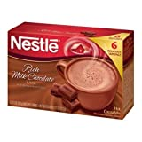 Nestle Rich Milk Chocolate Hot Cocoa Mix, 4.27 Ounce - 12 per case.