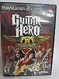 PS2 GUITAR HERO AEROSMITH