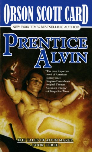 book cover of Prentice Alvin