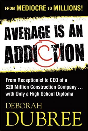 Book Average Is an Addiction June 26, 2013