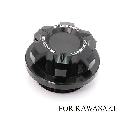 T-Axis CNC tapa de llenado de aceite para Kawasaki ZX-10R ...