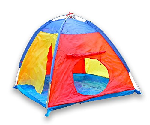 Children-Play-Tent-for-Camping-Indoors-or-Outdoor-Kid-Play-Tent-Multi-Colored
