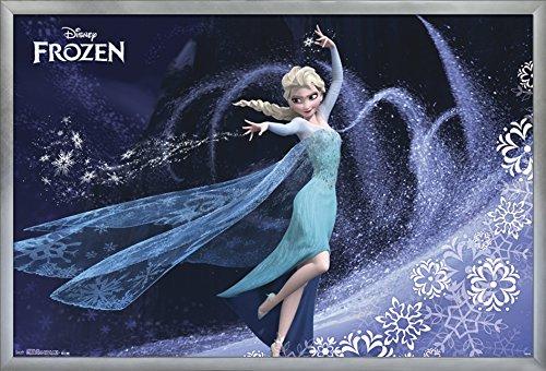 Trends International Frozen-Elsa Wall Poster, 24.25