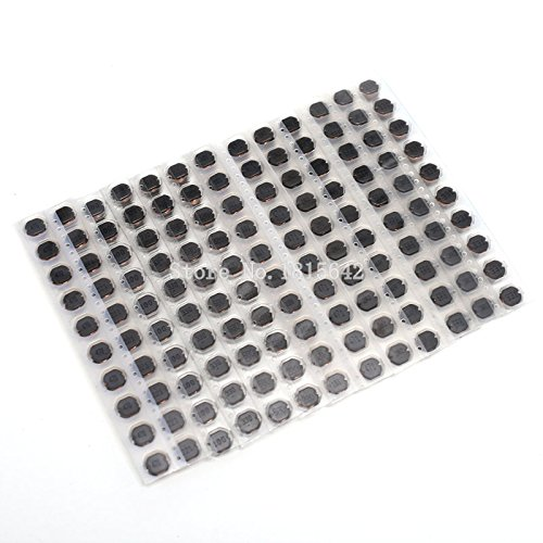 Value.Trade.Inc - 130PCS 13Values CD75 SMD Power Inductor Assortment Kit 2.2UH-470UH Chip Inductors CD75 Wire Wound Chip