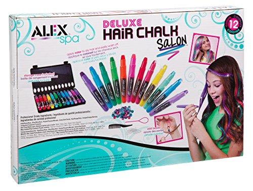 Alex spa deluxe hair chalk salon import it all for Alex co amazon