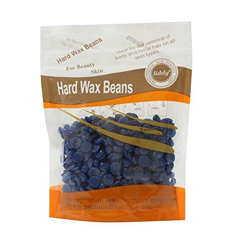 Wax, Hometom 100g Depilatory Hot Film Hard Wax Pellet Waxing Bikini Hair Removal Bean (Chamomile)