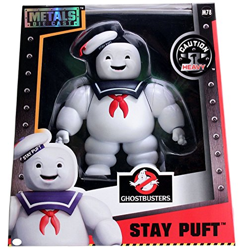 Metals Ghostbusters 6 inch Classic Figure - Stay Puft Marshmallow Man (M78)]()