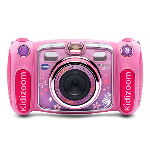 VTech Kidizoom DUO Camera - Pink - Online