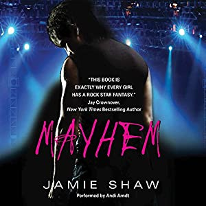 Mayhem Audiobook