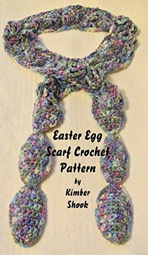 Easter Egg Scarf Crochet (Easter Egg Scarf)