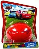 Disney / Pixar CARS Movie 1:55 Die Cast Car Holiday Special Easter Egg Lightning McQueen