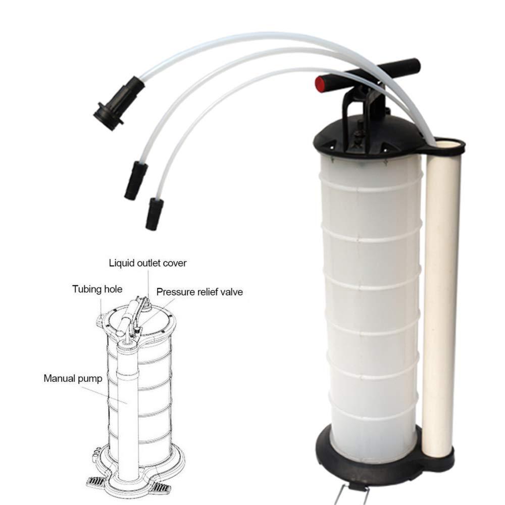 PetHot - Bomba de Aceite Manual de 7 l para aspiradora, Extractor ...