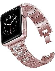 PUGO TOP Fitbit Alta Bandes, Sangle Boucle Milanaise Bracelet en Acier Inoxydable Montre pour Bracelet Fitbit Alta