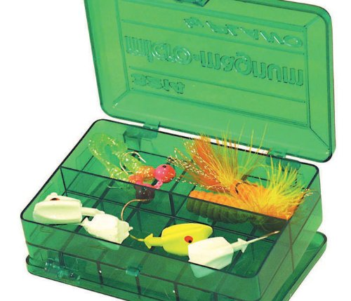 Plano 3214 Stowaway Micro Organizer Box, Green ()