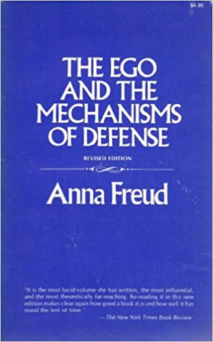The Ego And The Mechanisms Of Defense The Writings Of Anna Freud Freud Anna 9780823680351 Amazon Com Books