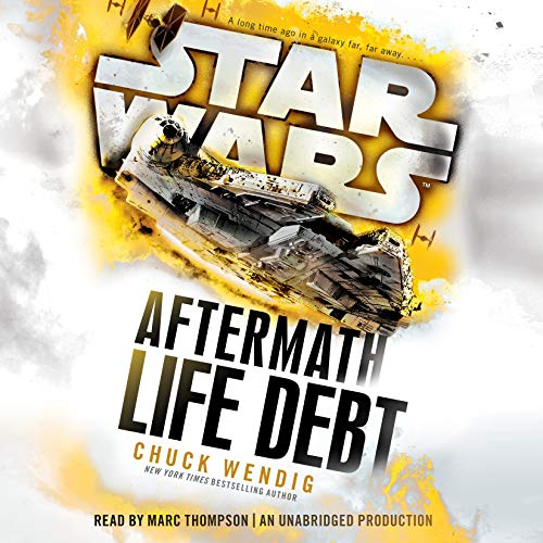 Star Wars: Life Debt - Aftermath, Book 2