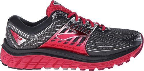 Pictures of Brooks Women's Glycerin 14 Anthracite/Azalea/ 1202171B093.060 2