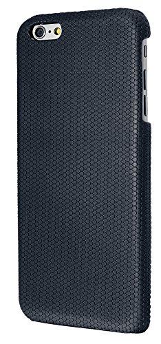 Leitz Complete Coque Smart Grip Revêtement Anti-Dérapant pour iphone 6 Plus - Noir
