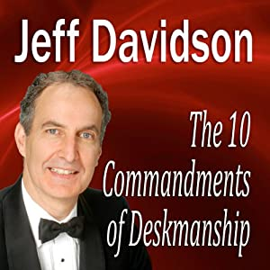 The 10 Commandments of Deskmanship Audiobook