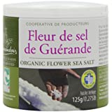 Fleur de sel de Guérande - Natural Flower Sea Salt