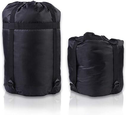 Waterproof Compression Stuff Sack Dry Sleeping Bag for Rafting Camping
