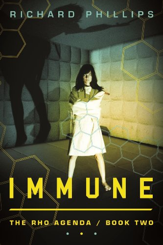 Unidentified Ship - Immune (The Rho Agenda Book 2)