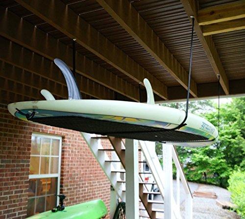 SUP Hi-Line | Adjustable Paddleboard Ceiling Storage | StoreYourBoard
