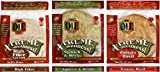 Ole Mexican Tortilla 3 Pack Variety (High Fiber, Spinach & Herb, Tomato Basil)