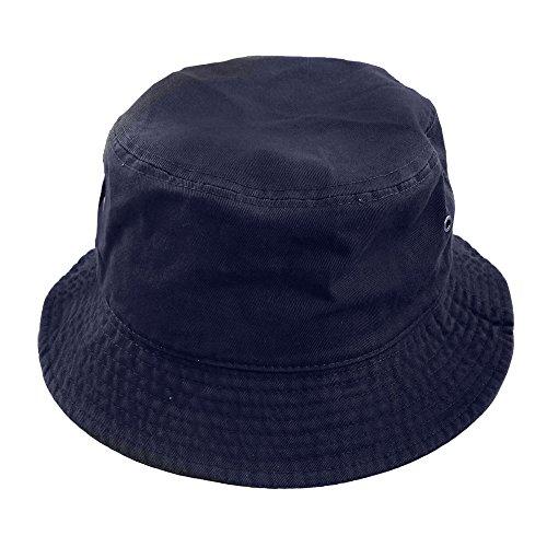 Falari Men Women Unisex Cotton Bucket Hat Small/Medium
